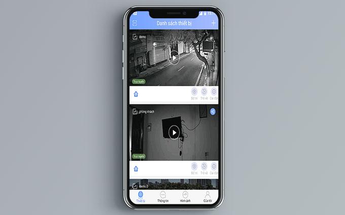 Xem camera Yoosee trên điện thoại Android, iOS